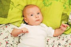 Piccolo ritratto del bambino immagini stock