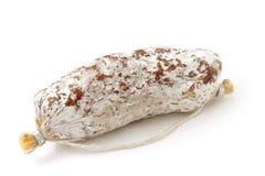 Piccolo salame italiano Fotografia Stock Libera da Diritti