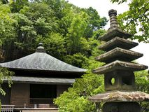 Piccolo Shrine Fotografia Stock