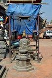 Piccolo stupa buddista Fotografia Stock Libera da Diritti