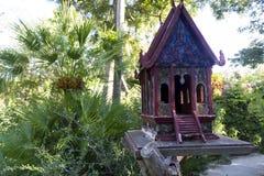 Piccolo tempio orientale Immagine Stock