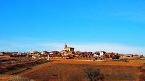 Piccolo villaggio Fotografia Stock Libera da Diritti