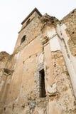 Piccolo villaggio dei periodi romani, Italia fotografia stock