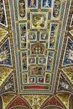 Piccolomini Library, Siena, Italy Royalty Free Stock Images