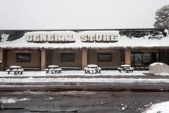Épicerie générale Photo stock