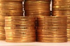 Pièces de monnaie chinoises Image libre de droits