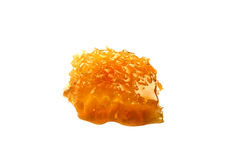 Pices honeycomb z miodem Obrazy Stock