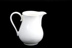 Pichet de porcelaine Image stock