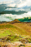 Pichincha Volcano Slope Photographie stock
