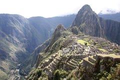 pichu του Περού machu Στοκ Φωτογραφία