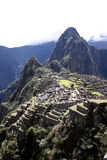 pichu του Περού machu στοκ φωτογραφίες με δικαίωμα ελεύθερης χρήσης