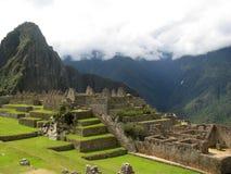 pichu του Περού machu Στοκ Εικόνες