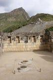 pichu του Περού machu Στοκ εικόνες με δικαίωμα ελεύθερης χρήσης