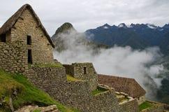 pichu Перу machu Стоковые Изображения RF