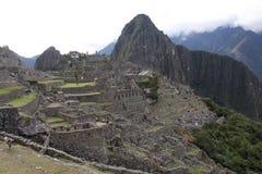 pichu Перу machu Стоковая Фотография