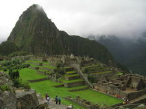 pichu de machu photo stock