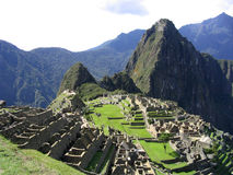 Pichu de Machu Imagenes de archivo