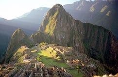 Pichu di Machhu, Perù Immagine Stock
