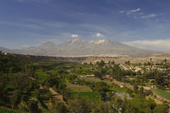 Pichu Pichu Arequipa Royalty Free Stock Images