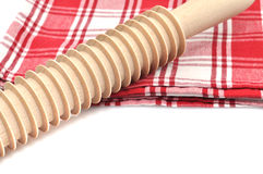 Pici Rolling Pin Royalty Free Stock Images