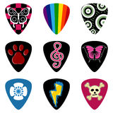 Pick icon set  Stock Photography
