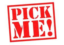 PICK ME! Royalty Free Stock Image
