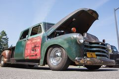 1948 Pick-up Chevy Royalty-vrije Stock Afbeelding