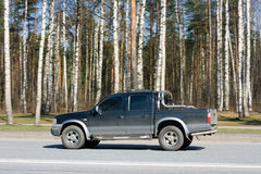Pick-up truck Royalty Free Stock Photo