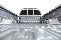 Pick-up truck bed Royalty Free Stock Photo