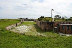 堡垒pickens 免版税库存照片