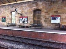 Pickering-Bahnstation Stockbilder