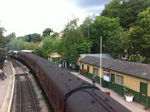 Pickering train station Stock Photo