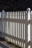 Picket Fence Stock Image