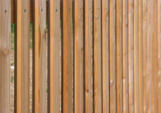 Picket fence, wooden fence Stock Photography