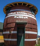 Pickle Barrel House Museum Stock Image