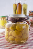Pickle Jar Stock Images