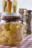 Pickle Jar Royalty Free Stock Image