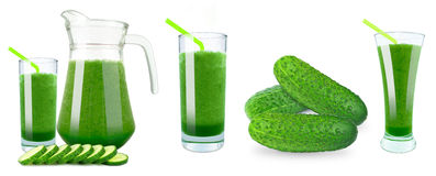 Pickle juice and meter Stock Images