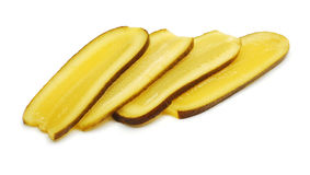 Pickle slices Royalty Free Stock Photography