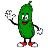 Pickle Waving Stock Images