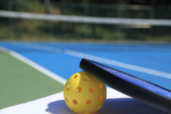 Pickleball Stock Afbeelding