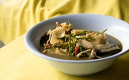 Thai traditional or Thai food royalty free stock image