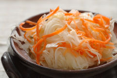 Pickled Cabbage Stock Photos