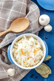 Pickled cabbage Royalty Free Stock Photo