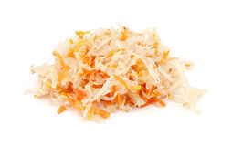 Pickled cabbage Royalty Free Stock Photography