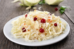 Pickled cabbage Royalty Free Stock Photos