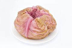 Pickled cabbages Royalty Free Stock Photography