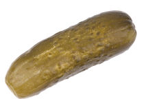 Pickled cucumber Stock Photography