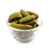 Pickled cucumber Stock Image