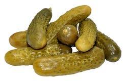Pickled Gherkins Stock Image